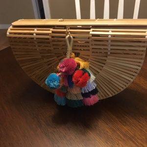 Handbags - Bamboo Clutch